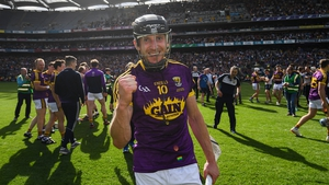 Liam Óg McGovern: 'We're just back to reality today. It's been a very enjoyable few days down in Wexford. It was a special few days'
