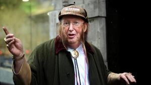 The late John McCririck