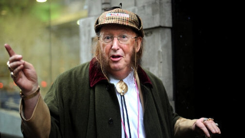 Racing legend John McCririck dies aged 79