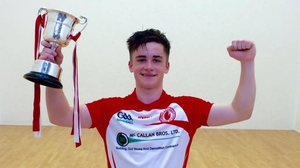Sean Kerr: 'Wallball is different, it's probably more enjoyable and relaxed than other forms of handball'
