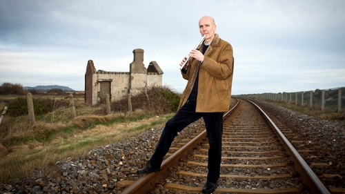 Cormac Breatnach, the subject of this week's Documentary On One