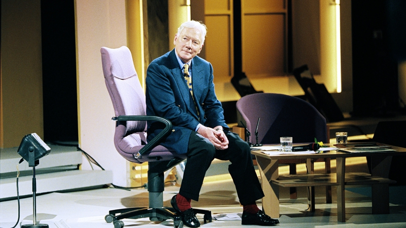 RTÉ airing Late Late Show Gay Byrne tribute on Tuesday