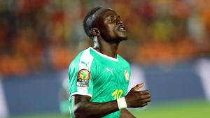 Mane got the only goal in Cairo