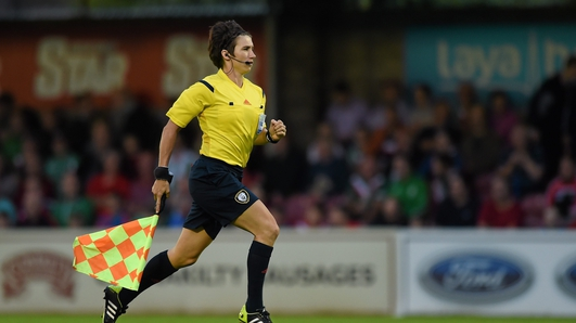 Michelle O'Neill - Refereeing in the modern game