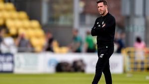 Bradley says Shamrock Rovers are only focusing on their own results in the title race