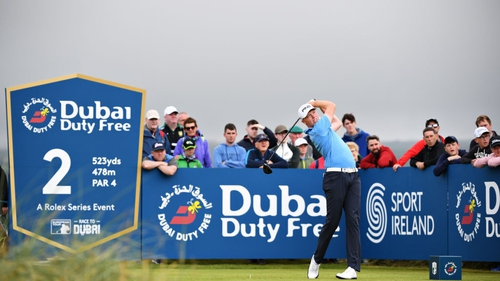 Hosting the Dubai Duty Free Irish Open led to direct costs of around €159,300 for Lahinch Golf Club