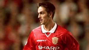 Michael Clegg is back at Manchester United