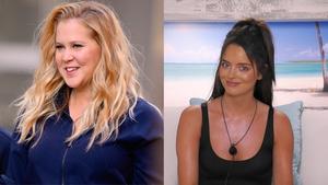 Amy Schumer praises Love Island's Maura Higgins