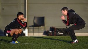 Crusaders out-half Mo'unga says O'Gara's honesty had a positive effect on his game