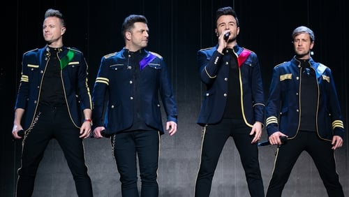 Mark Feehily announces baby's gender at Westlife's second Croke Park gig