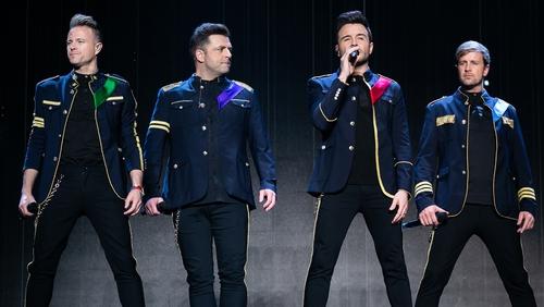 Westlife 'overwhelmed' after Croke Park comeback