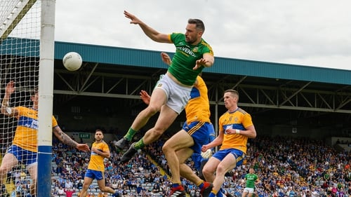 Newman scores Meath's second goal