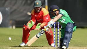 Ireland chased 191 with little fuss to secure a 3-0 win over Zimbabwe