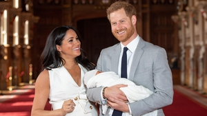 Meghan and Harry baptised their son Archie over the weekend.