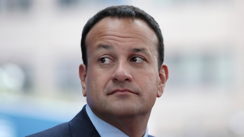 Leo Varadkar said any extension would have to be for a particular purpose