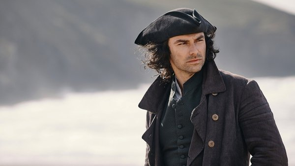 """Aidan Turner - """"I am very excited to put them in my house"""""""