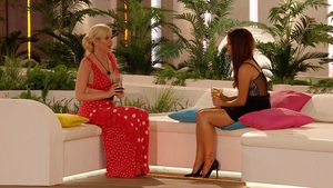 Amy and Maura talk