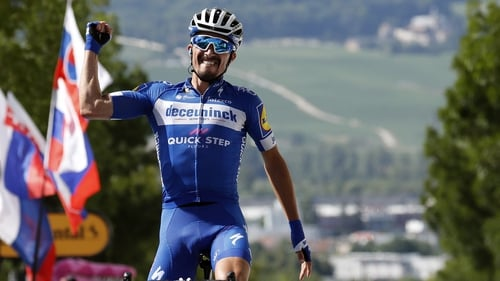 First Tour stage victory means so much, says Viviani