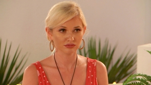Amy Hart - Has been upset over the end of her relationship with fellow contestant Curtis Pritchard