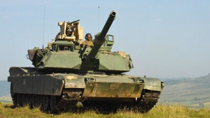 The potential sale includes more than 100 Abrams tanks