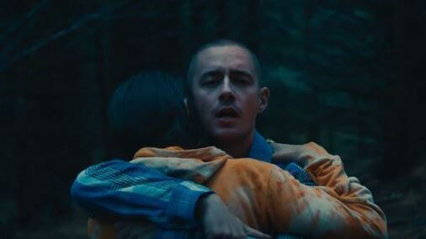 Dermot Kennedy in his video for Outnumbered