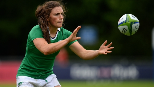 Lucy Mulhall will captain the Ireland team