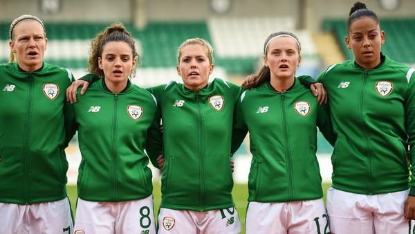 The Republic of Ireland are heading to America