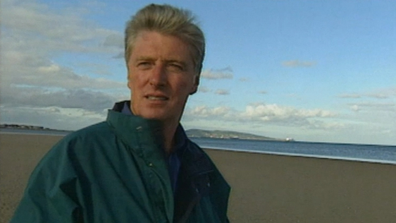 Pat Kenny to be new Late Late Show Host (1999)