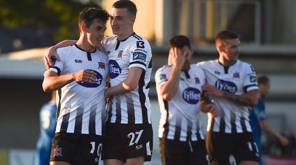 Dundalk arrive into the game in fine form