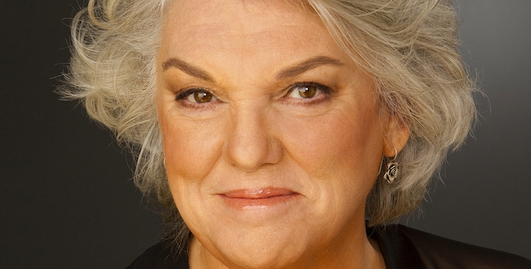 Tyne Daly, a guest at the Galway Film Fleadh 2019