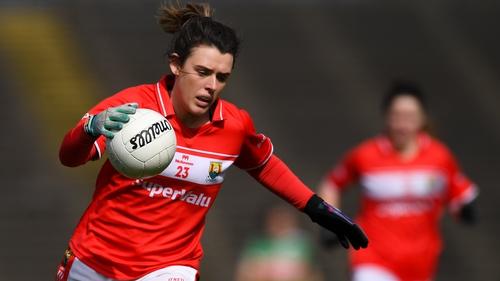 Doireann O'Sullivan will lead Cork out at Páirc Uí Chaoimh