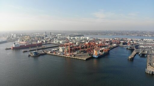 Dublin Port is on course for a fifth successive record year of growth