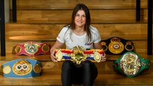 Katie Taylor is set to fight for another world title