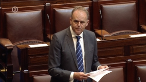Joe McHugh made the statement in the Dáil today