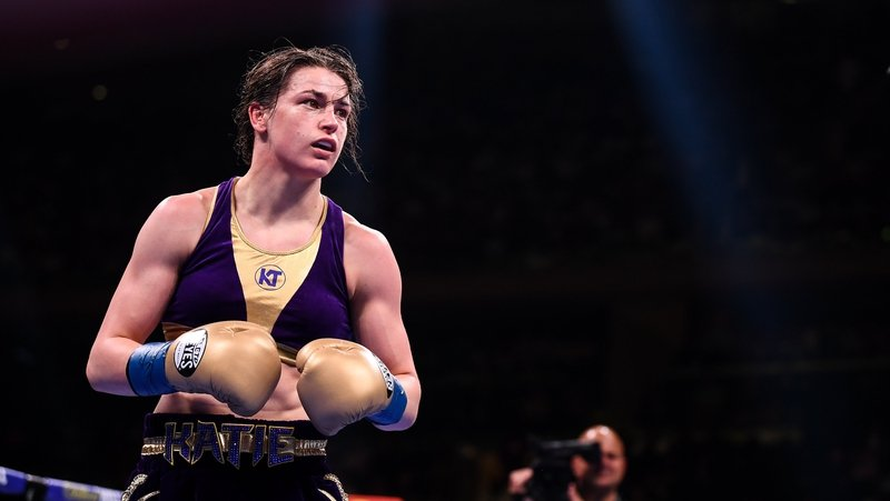 Katie Taylor to headline huge night at Manchester Arena