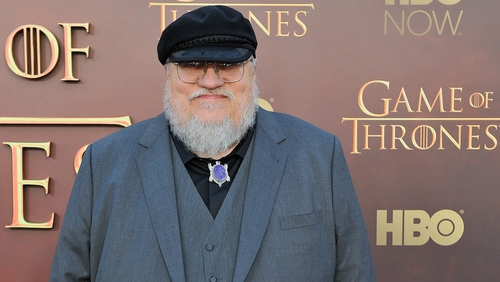 George RR Martin - Screening one of his favourite films for fans