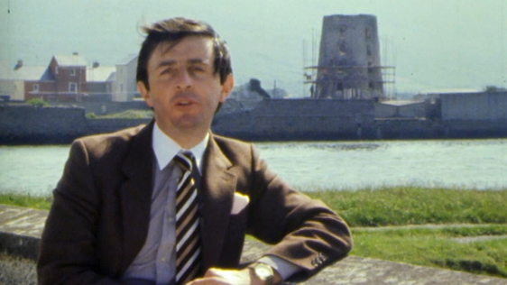 Tom MacSweeny and Blennerville Windmill (1984)