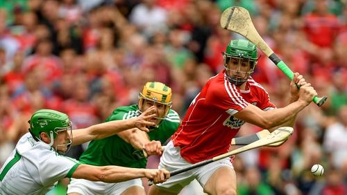 Cork hurlers always bring a big crowd