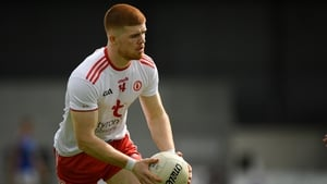 Cathal McShane was in superb form for Tyrone last season