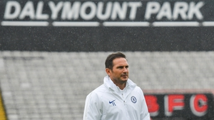 Frank Lampard was appointed as Chelsea manager last week