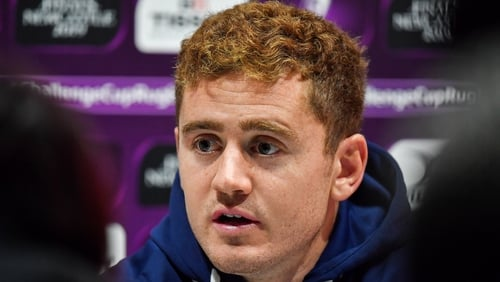 Paddy Jackson will be entrusted with the playmaking duties next season at London Irish after completing a year at Perpignan