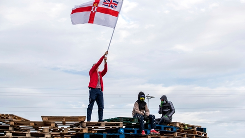Organisers of the contentious bonfire say they hope to light it