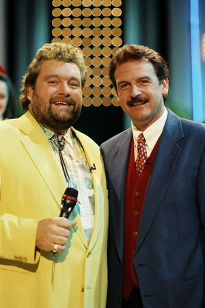 1994: Brendan Grace on Off the Record