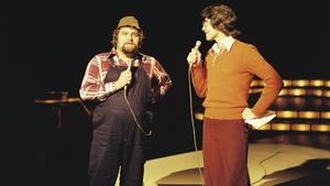 1977: Brendan Grace and Tony Kenny on Cabaret