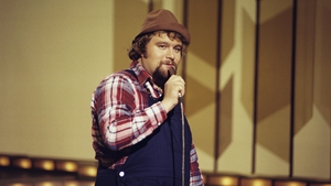 If the hat fits - Brendan Grace in his heyday