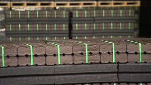 The price of a bale of Bord na Móna peat briquettes is due to rise by up to 80 cents