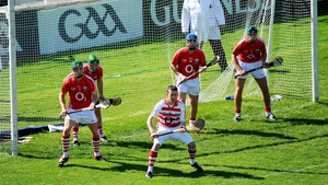 Cusack in action in the 2009 Munster Hurling Senior Championship quarter-final against Tipperary