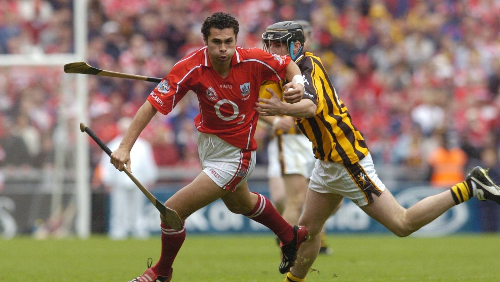 Image - Cork and Kilkenny met in three All-Ireland finals in four years between 2003 and 2006