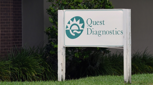 The issue arose at Quest Diagnostics laboratory in the US (file pic)