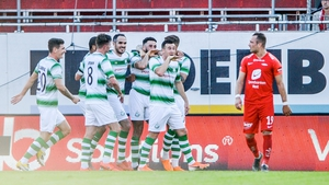 Shamrock Rovers know a draw could be enough for them